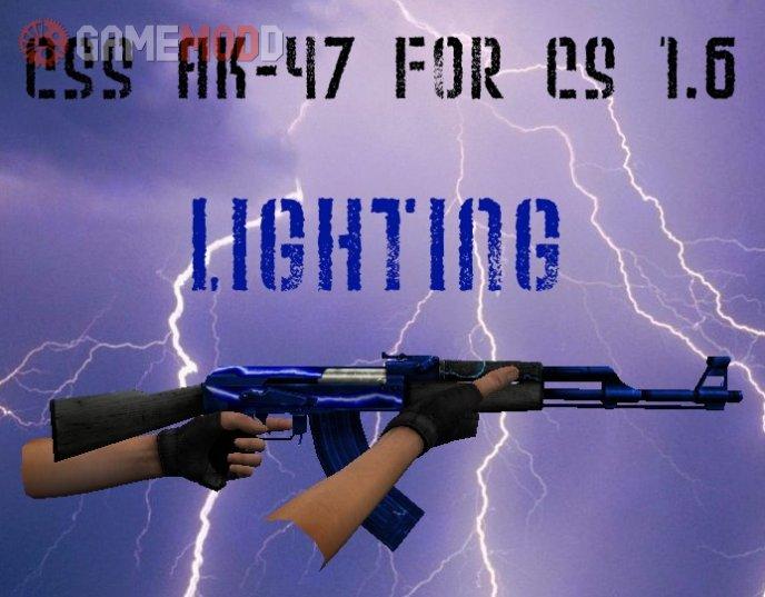 AK-47 Lighting