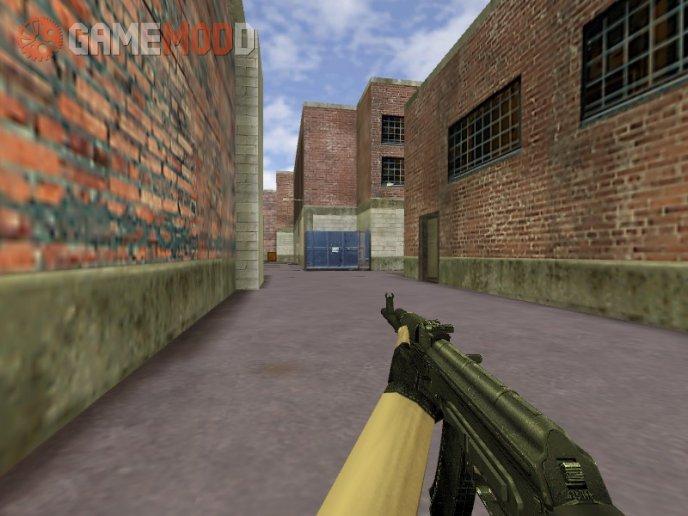 BF3 AK-74M imitation On ImBrokeRu Anims