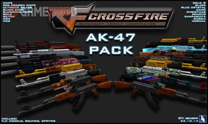 CrossFire AK-47 Pack