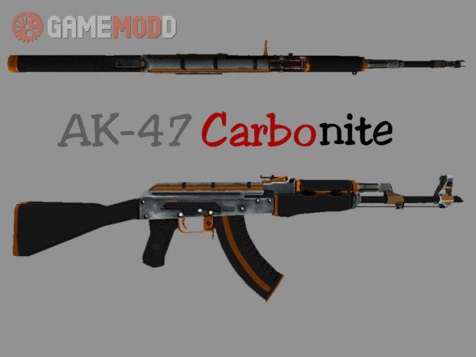 CS:GO Ak-47 Carbonite