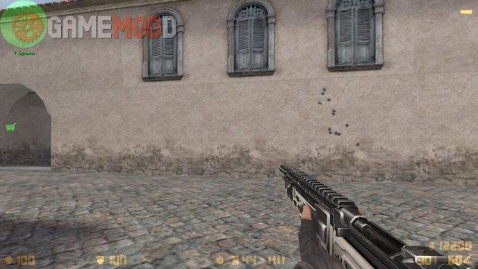 M14 EBR, Groza, AKM, AKS-74U (AK-47 Skins)