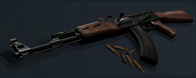 Very nice ak47 skin