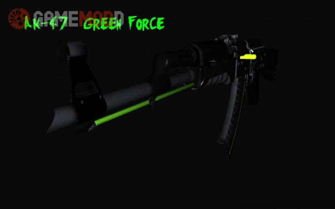 Ak47 Green Force
