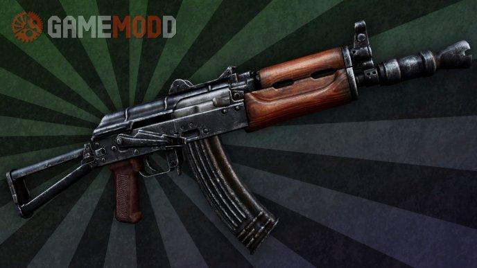 Millenia's AKS-74U on ManTuna's