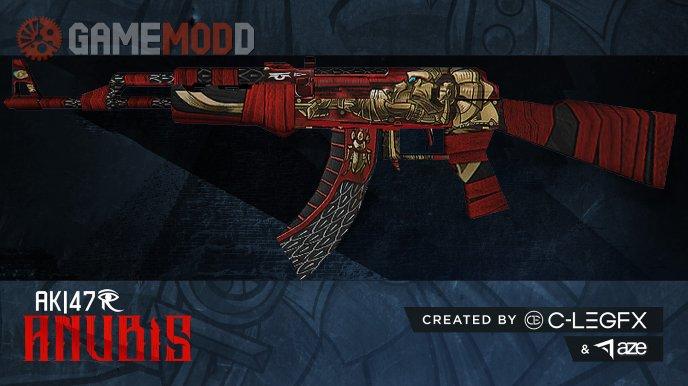 AK-47 Anubis