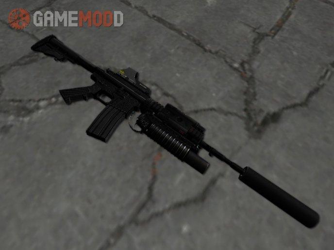 Colt M4A1M203 Eotech stylo [1.6]