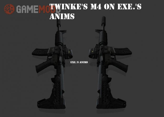 Twinke's M4 On eXe.'s Anims