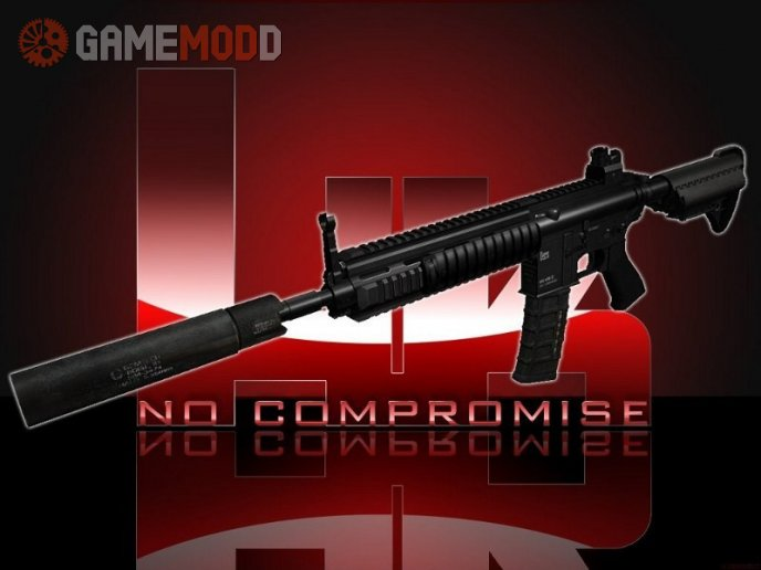 Twinke Masta HK416 Counter.Strike 1.6 Version
