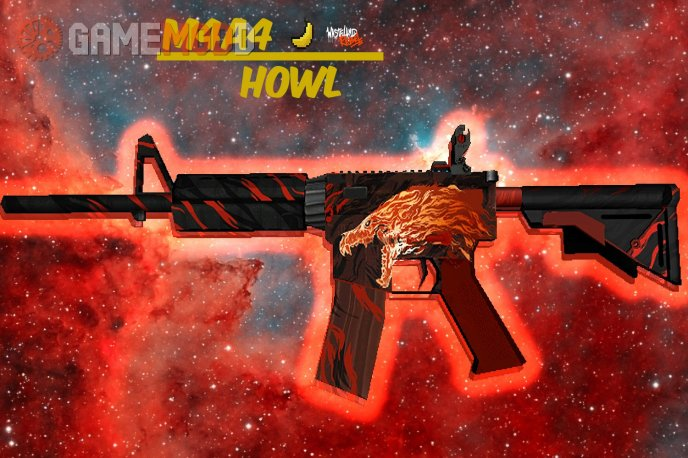 M4A4 - Howl