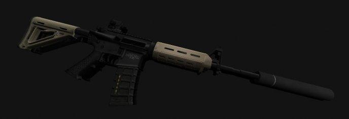Twinke - Lynx's AR-15