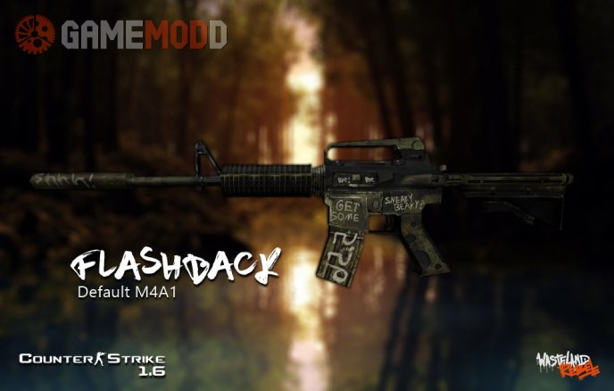 Default M4A1 Flashback