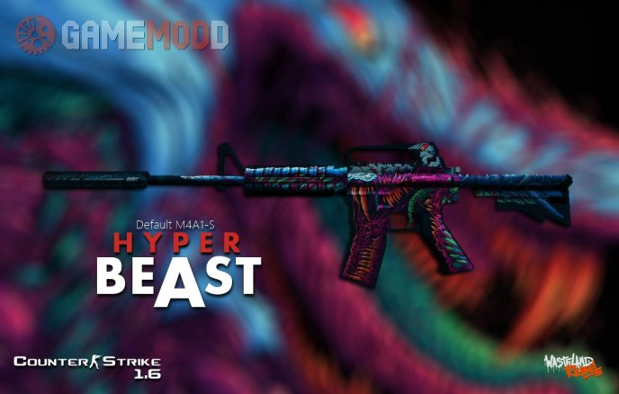 CS 1 6 - Skins Weapons | GAMEMODD