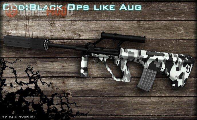 Black Ops Like Aug A1 on ImBrokeRu Animations