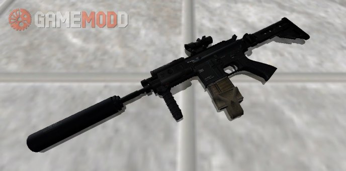 HK 416 CQB with Lynx9810's anims