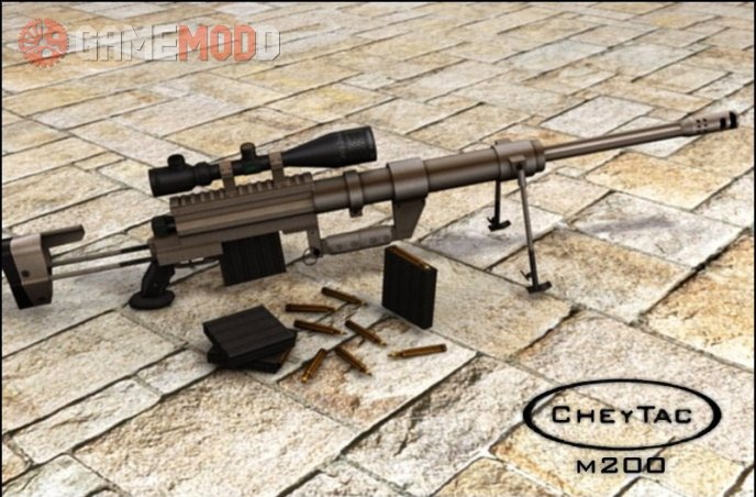CheyTac M200 Intervention