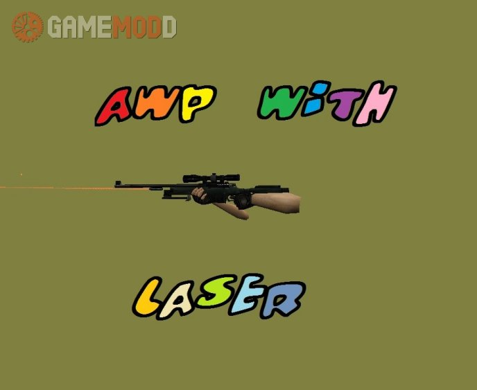 AWP With Laser