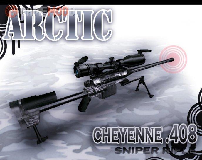 ArcTic CheYenNe 408