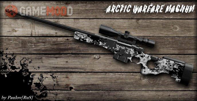 Arctic Warfare Magnum