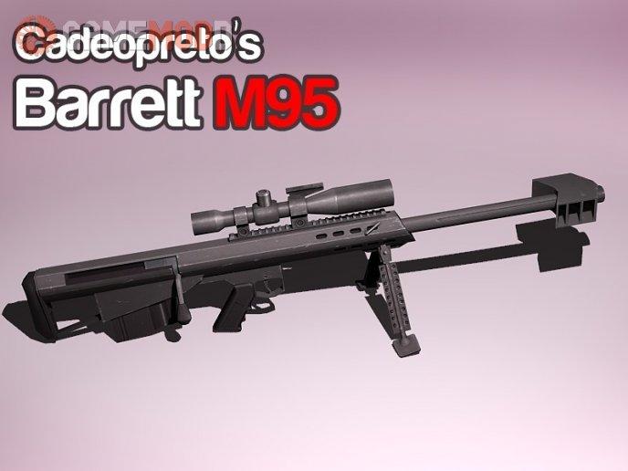 Cadeopreto's M95