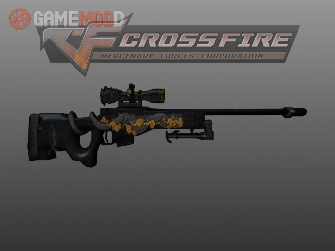 CF AWM Infernal Dragon