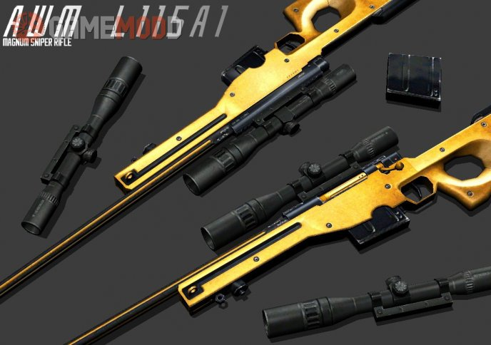 L115A1 Gold on IIopn's