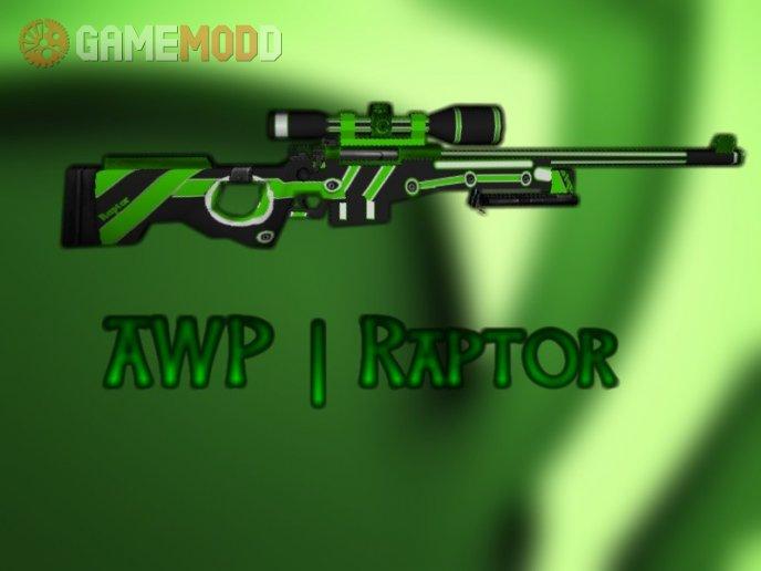 AWP | Raptor
