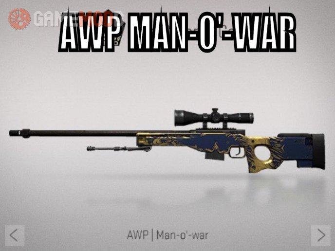 AWP Man o' War