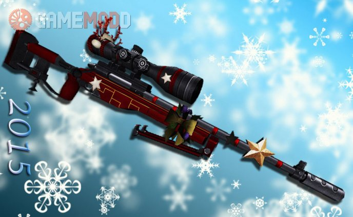Custom CSO Xmas Edition Trg42 On GamersLive 's l96