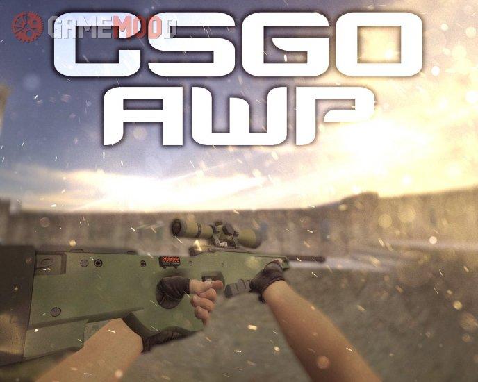 CS GO Awp (Up)