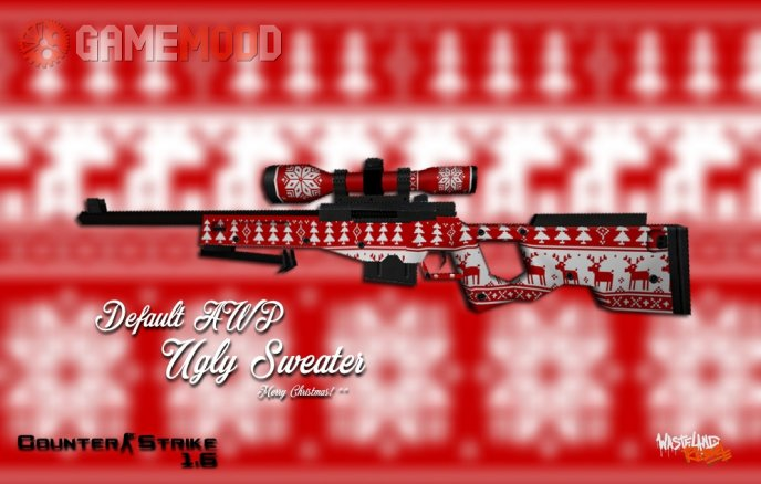 Default AWP Ugly Sweater