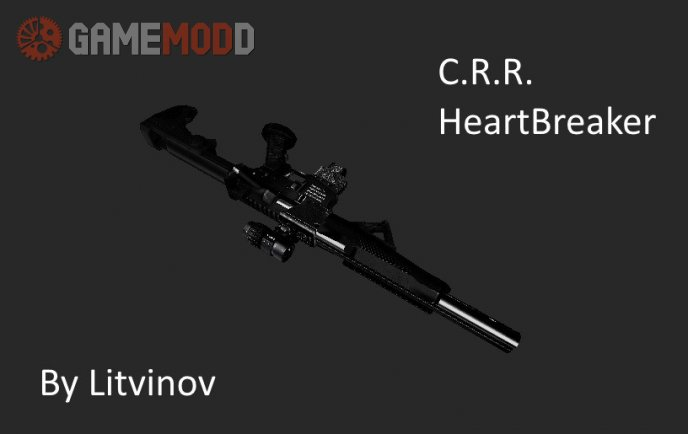 Concept Research rifle - HeartBreaker