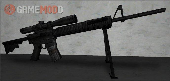 M16A4 Sniper