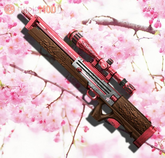 Twinke's Sakura WA 2000 On Mr. Brightside's Anims