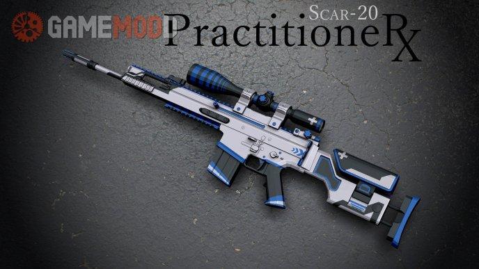 CSGO Scar-20  PractitionerX