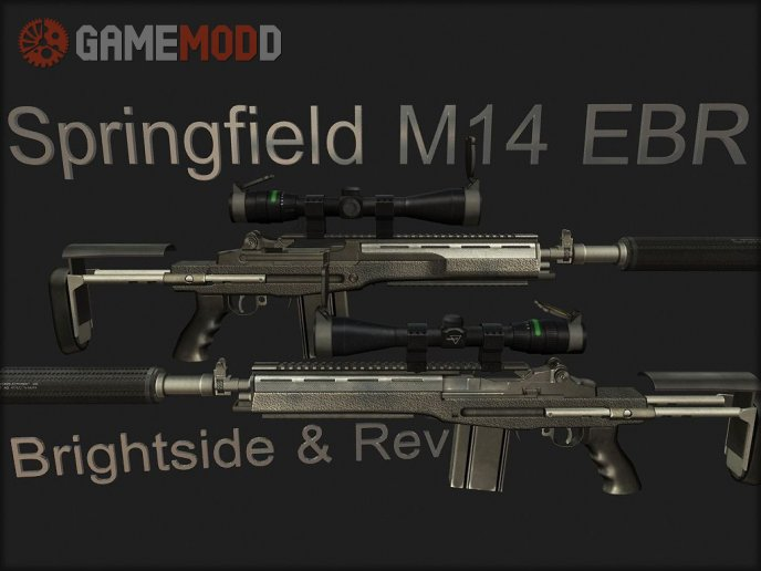 Mr. Brightside's M14 animations