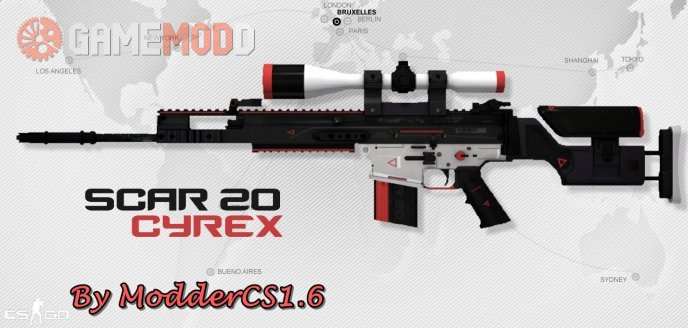 Scar-20 | Cyrex