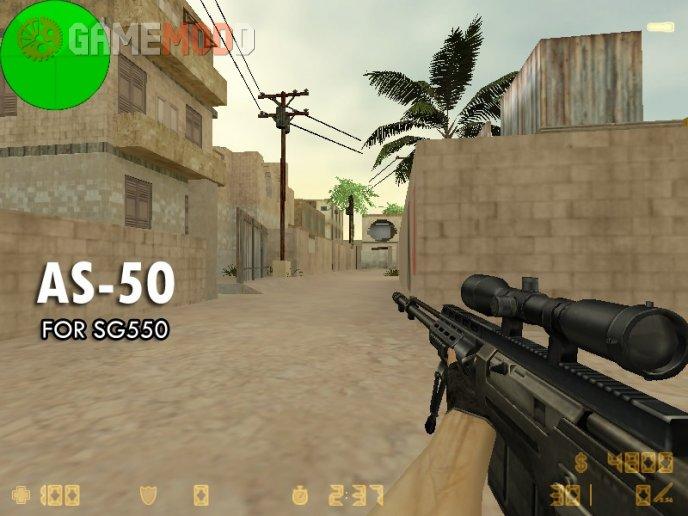 Accuracy International AS50 v2