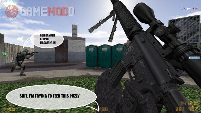 M16A4 DMR