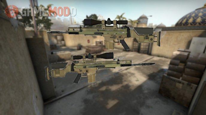CSGO SCAR-20