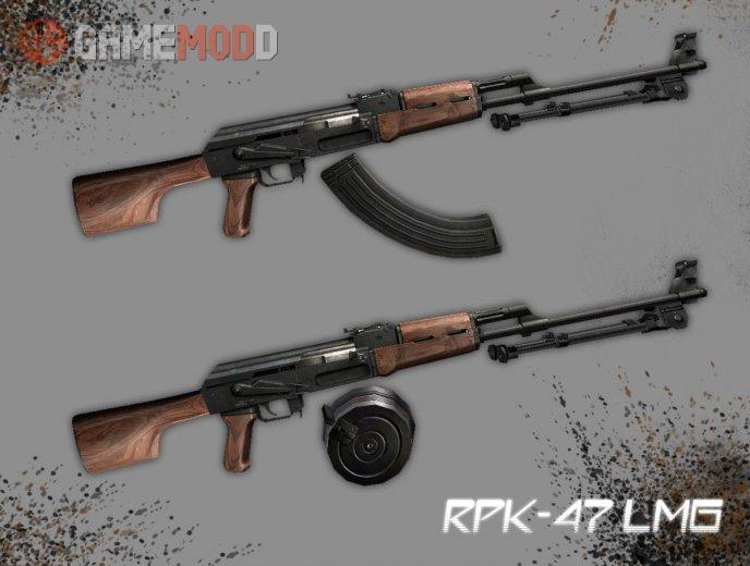 Twinke's RPK-47