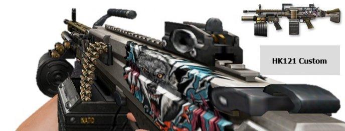 HK121 Custom