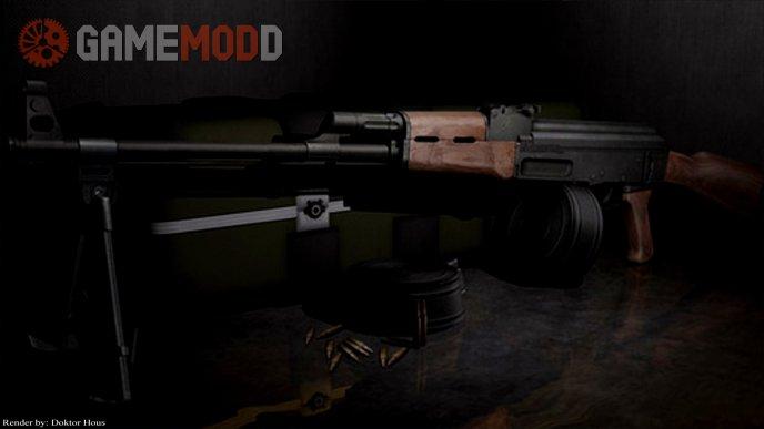 RPK-47 On Skull11