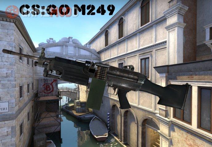 CS:GO M249