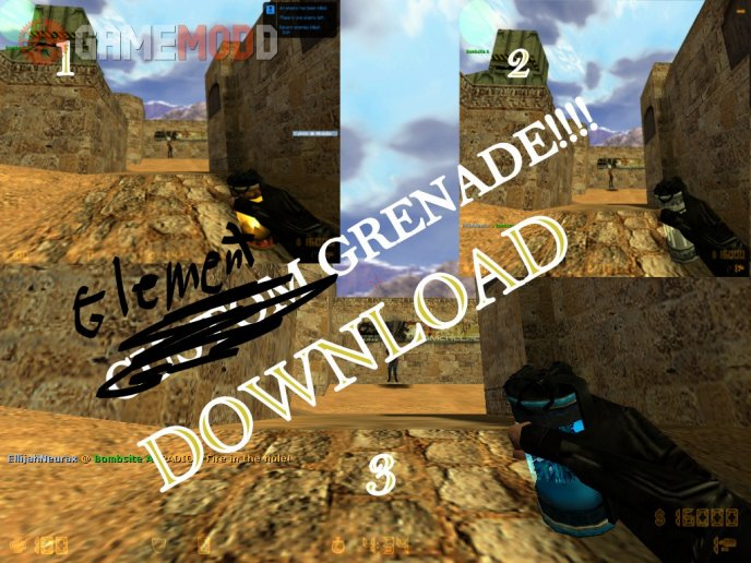 Element Grenades
