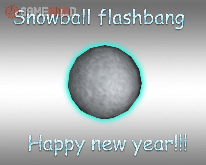Snowball flashbang