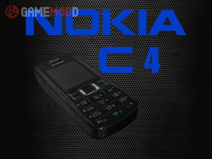 NOKIA C4