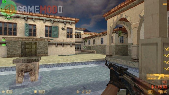 AK-47, AWP, Desert Eagle, M4A1 Galaxy