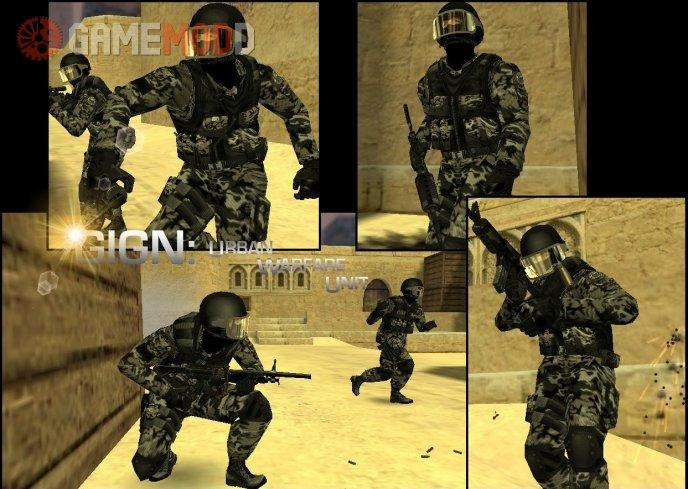 GIGN Urban Warfare Unit