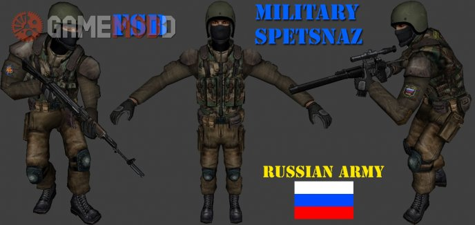 FSB MILITARY SPETSNAZ