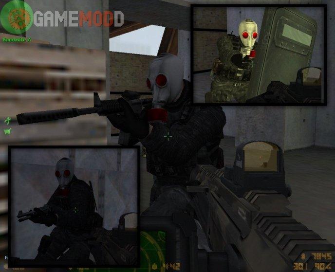 Zombie SAS exterminator (v1.1)